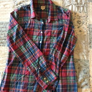 Button down shirt.